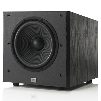Subwoofer Ativo Jbl Arena Sub 100 - 100w Rms P/ Home Theater