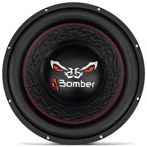 Subwoofer Bomber Bicho Papão 12 Pol 1200w 4+4 Ohms