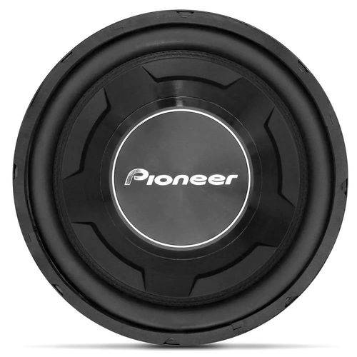 Subwoofer Pioneer 600w Rms 12 Pol Ts-W3090br 4+4 Ohms