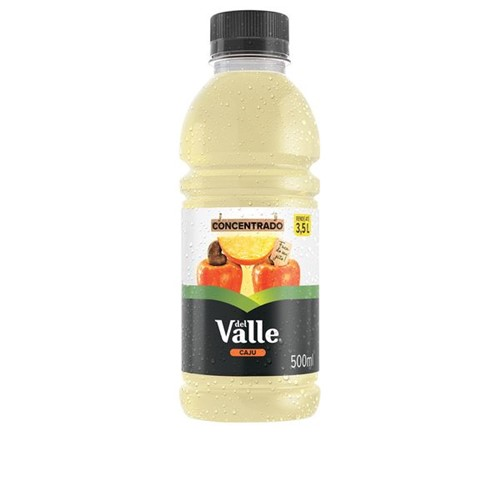Suco Concentrado Del Valle 500ml Pet Caju