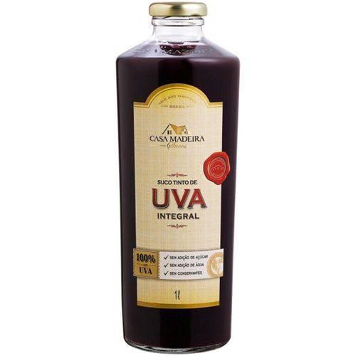 Suco de Uva Integral Casa Madeira 1l