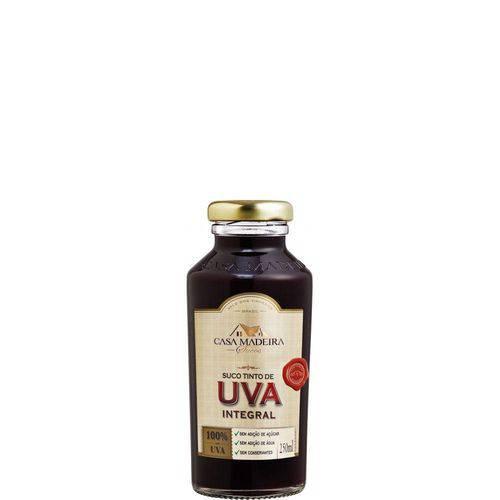 Suco de Uva Integral Casa Madeira 250ml