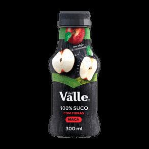 Suco Del Valle 100% Suco de Maçã 300ml (Garrafa)