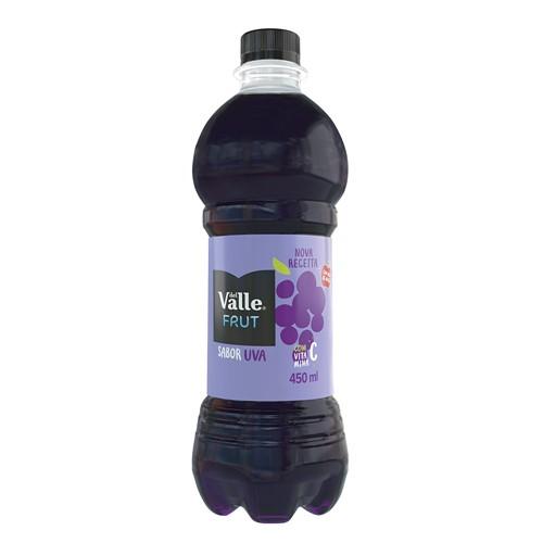 Suco Del Valle Frut Uva 450ml