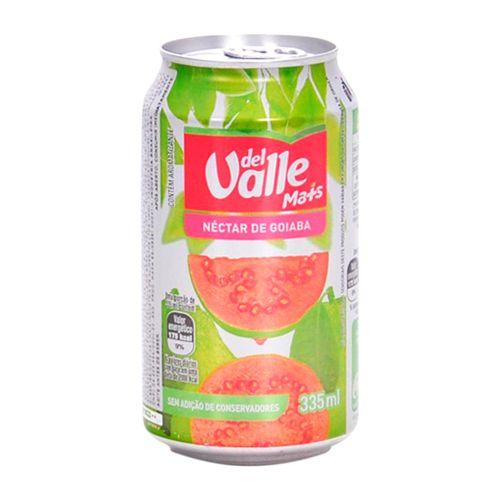 Suco Del Valle Mais Néctar de Goiaba 335ml