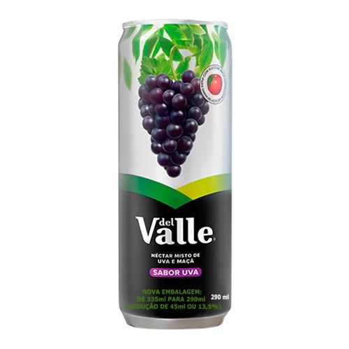 Suco Del Valle Néctar Uva Lata 290ml