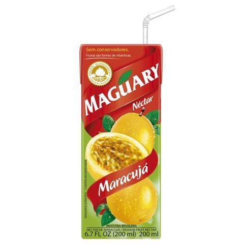 Suco Nectar Maracujá 200ml - Maguary