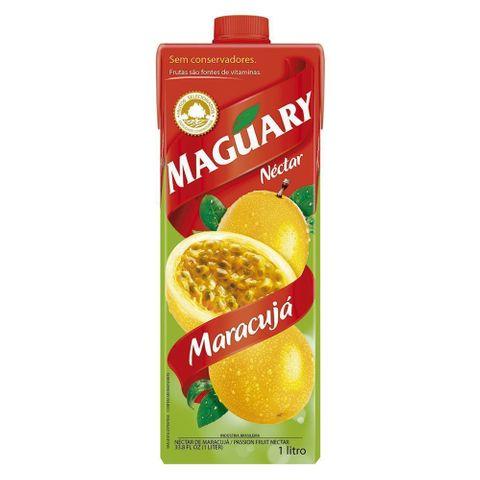Suco Néctar Maracujá 1l - Maguary