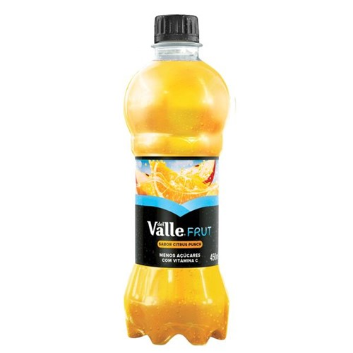 Suco Pronto Del Valle Frut 450ml Pet Citrus Punch