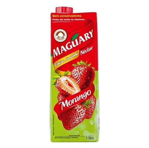 Suco Pronto Maguary 1l Morango