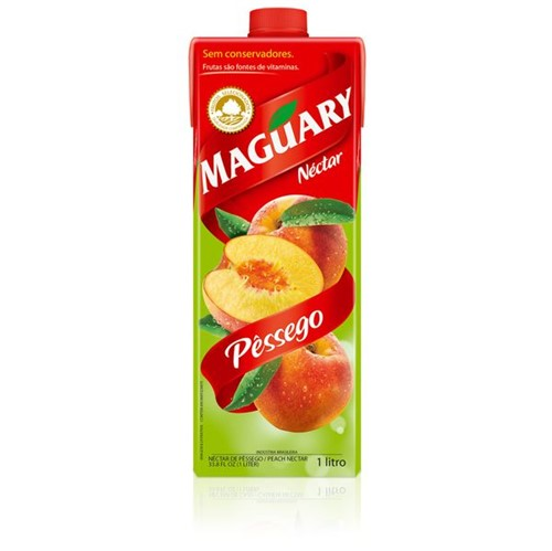 Suco Pronto Maguary 1l Pessego