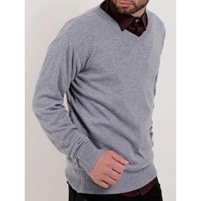 Suéter Masculino Cinza G