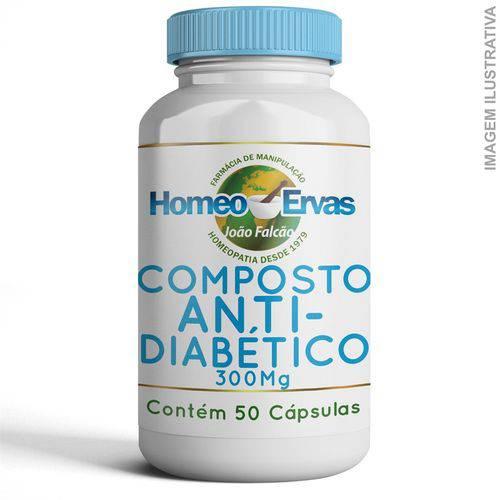 Sugestão de Fórmula Anti-diabética 50 Cápsulas