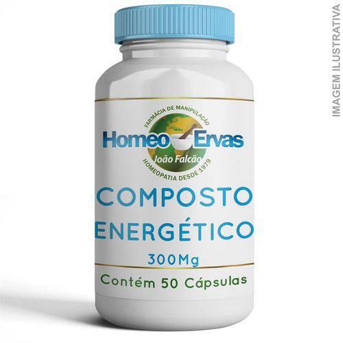 Sugestão de Fórmula Energética - 50 Cápsulas