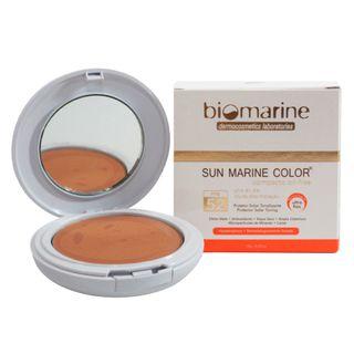 Sun Marine Color Compacto FPS52 Biomarine - Pó Compacto Bronze