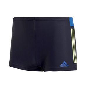 Sunga Adidas Fit Iii Preto+azul+limao G