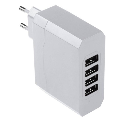 Super Charger Carregador Bivolt USB Multilaser - CB076