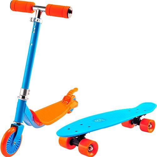Super Combo Patinete + Skate - Astro Toys