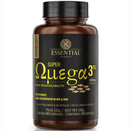 Super Ômega 3 Tg (60 Cáps) - Essential Nutrition