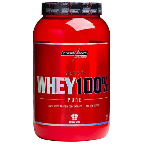 Super Whey 100% 900 G - Integral Médica