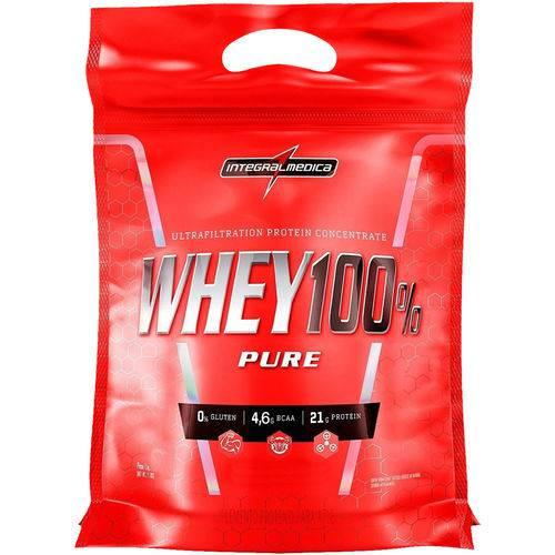 Super Whey 100% Baun 907g Refil - Integralmedica
