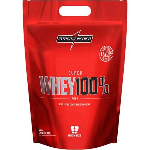 Super Whey 100% Pure Body Size Refil 1,8kg - Integralmédica