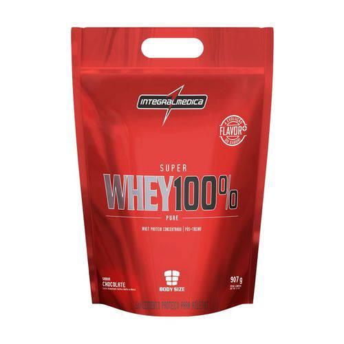 Super Whey 100% Pure Refil (2lbs/907g) - Integralmedica