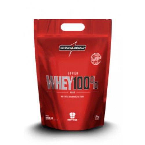 Super Whey 100% Refil 2lbs - Integralmédica