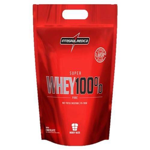 Super Whey 100% Saco 907g Integralmedica
