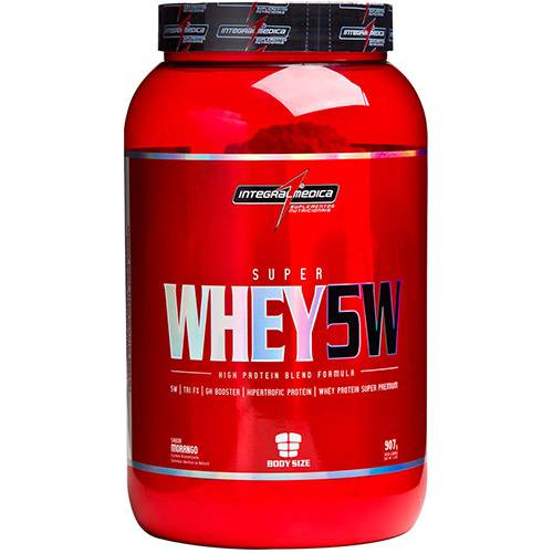 Super Whey Complete Fuel (907g) - Chocolate