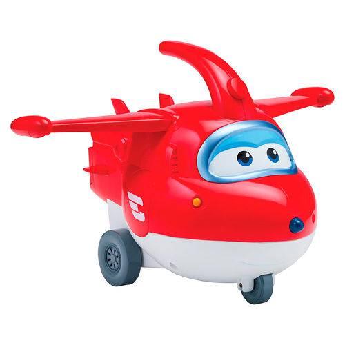 Super Wings Jett Explosão de Bolhas - Fun Divirta-se