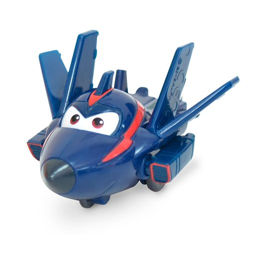 Super Wings Mini Change'Em Up Agent Chase - Intek