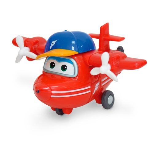 Super Wings Mini Change'Em Up Flip - Intek