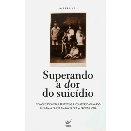 Superando a Dor do Suicídio