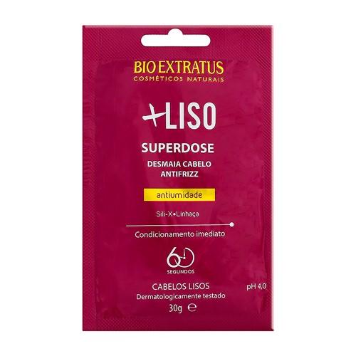 SuperDose Desmaia Cabelo Bio Extratus +Liso 30g
