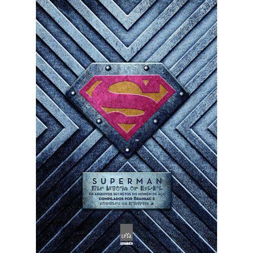 Superman: os Arquivos Secretos do Homem de Aco