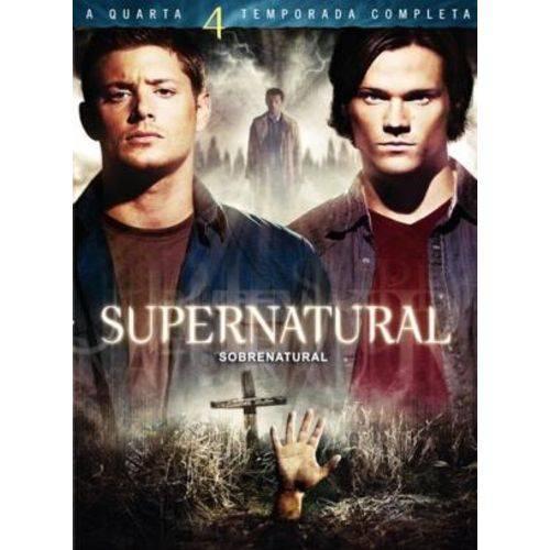 Supernatural - 4ª Temporada
