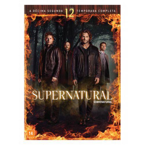 Supernatural - Sobrenatural 12ª Temporada