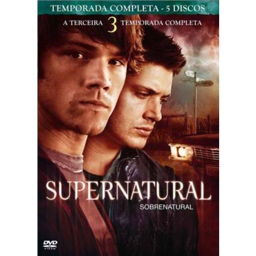 Supernatural - 3ª Temporada