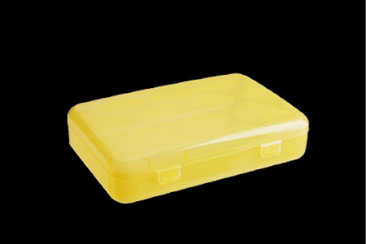 Supernecessária 7 X 10,6 X 1,4 Cm Amarelo Coza