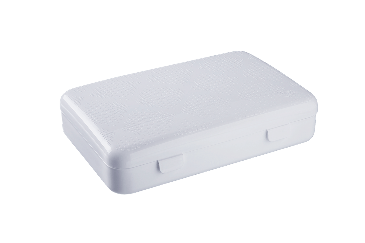 Supernecessária 7 X 10,6 X 1,4 Cm Branco Coza