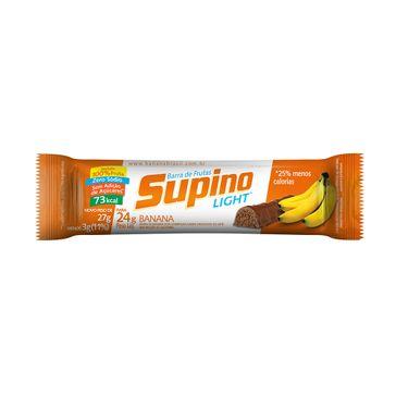 Supino Banana ao Leite Tradicional 1 Unidade
