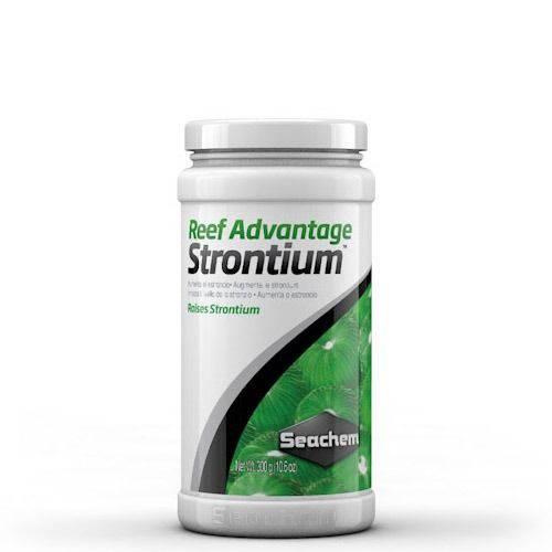 Suplemento de Estrôncio Seachem Reef Advantage Strontium 300g