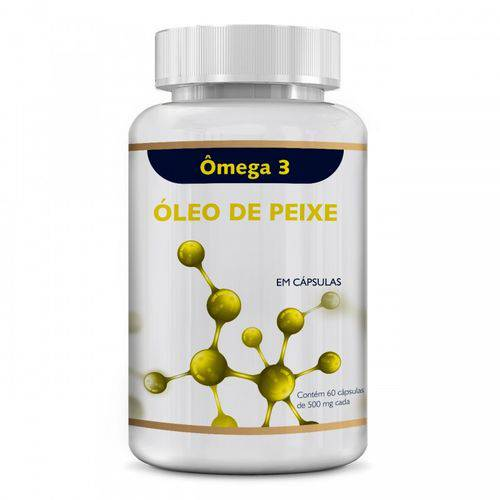 Suplemento de Omega 3 Óleo de Peixe