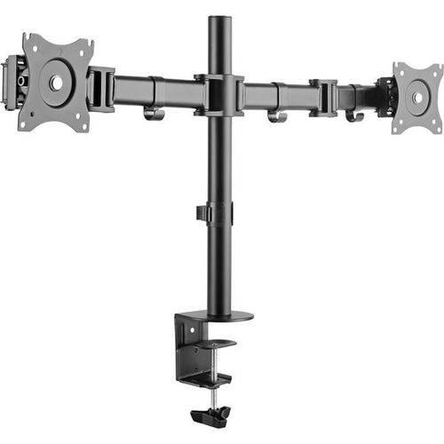 Suporte Articulado Brasforma para 2 Monitores Led / Lcd de 13 a 27 - Sbrm721