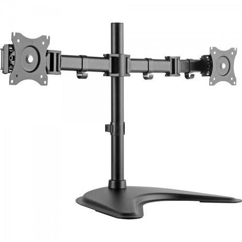 Suporte Articulado P/ 2 Monitores Sbrm720 Preto Brasforma