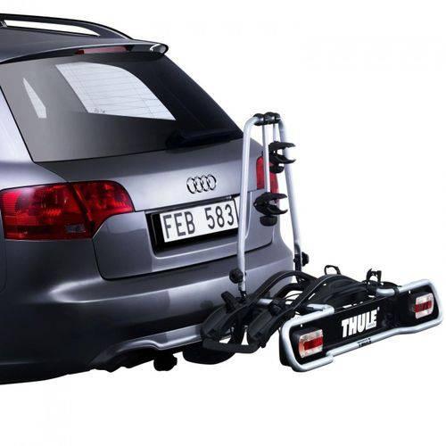 Suporte de Engate de Carro para Transporte de Até 02 Bicicletas Thule EuroRide 941
