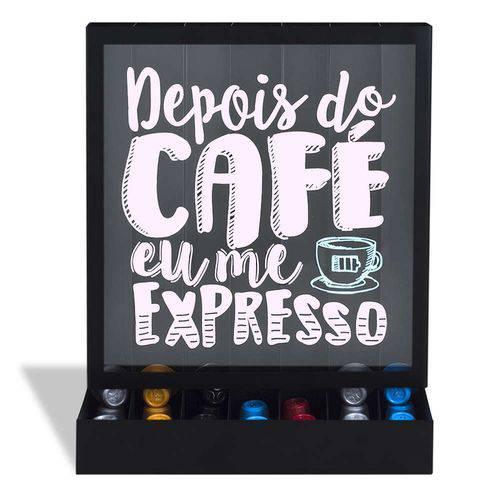 Suporte para Cápsulas de Café Nespresso - com Café
