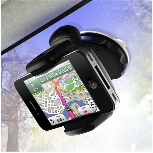Suporte para GPS e Smartphone para Carro - Windshield