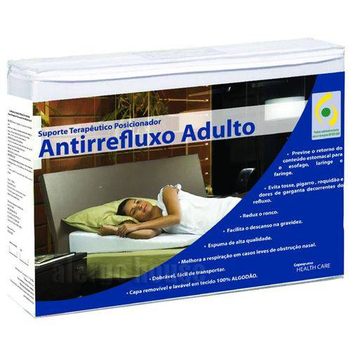 Suporte Terapeutico Antirrefluxo Adulto